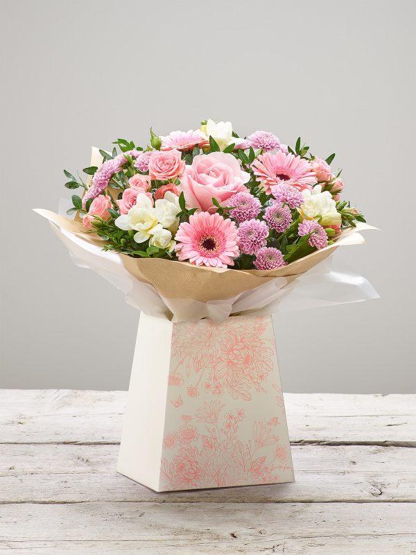 Bernard Chapman hand-tied fresh flower bouquets and unique floral arrangements