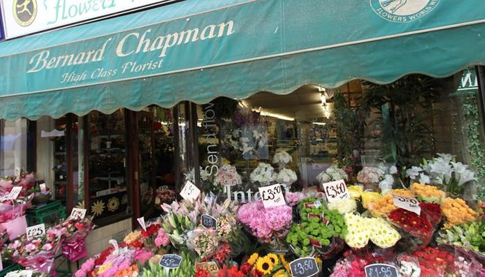 Bernard Chapman Florist - 31A Bank St, Braintree, Essex CM7 1UG