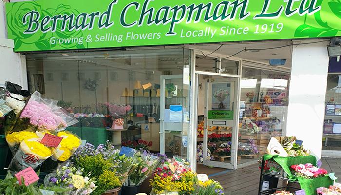Bernard Chapman Florist - 20 Broad Walk, Harlow, Essex CM20 1HT